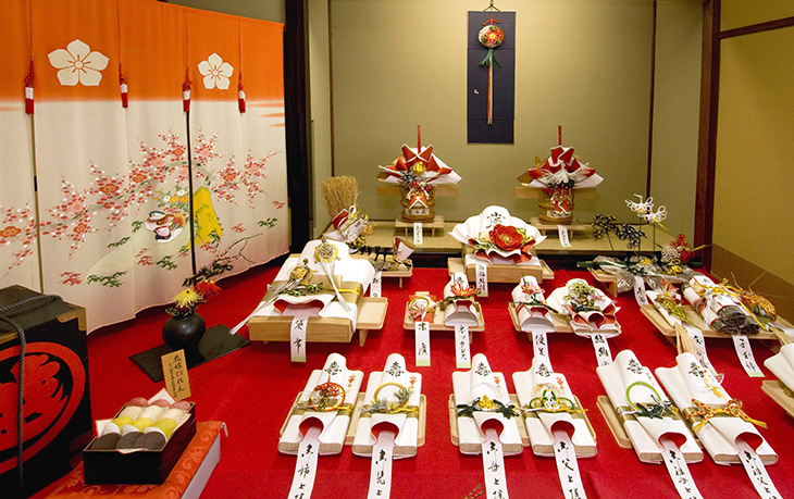 engagement decorations (Yuino)